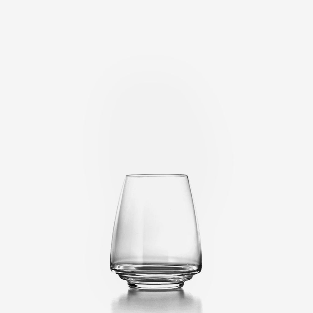 ESPERIENZE Stemless Wine Glass set of 2