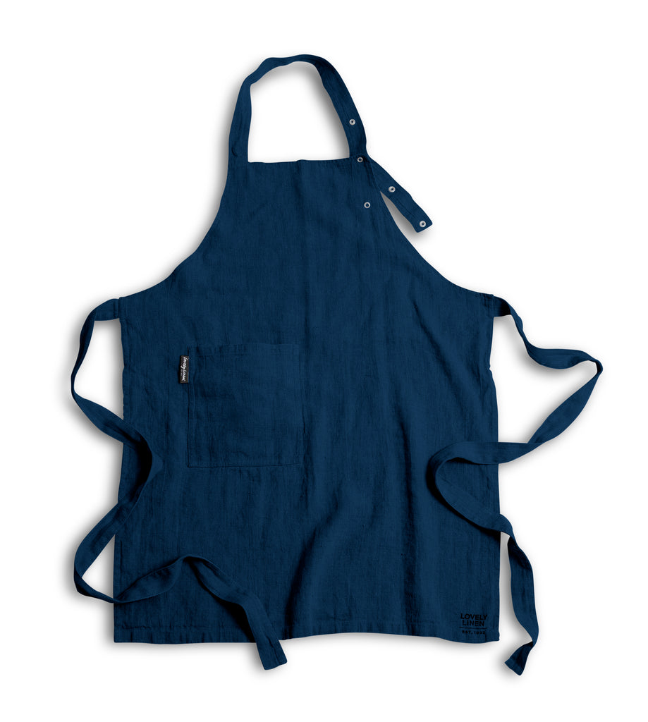 Lovely Linen Apron