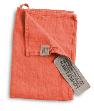 Lovely Linen Guest Towel