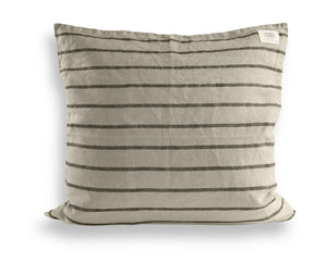 Misty Stripe Cushion Cover