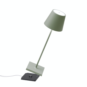 POLDINA PRO Portable Lamp - SAGE GREEN