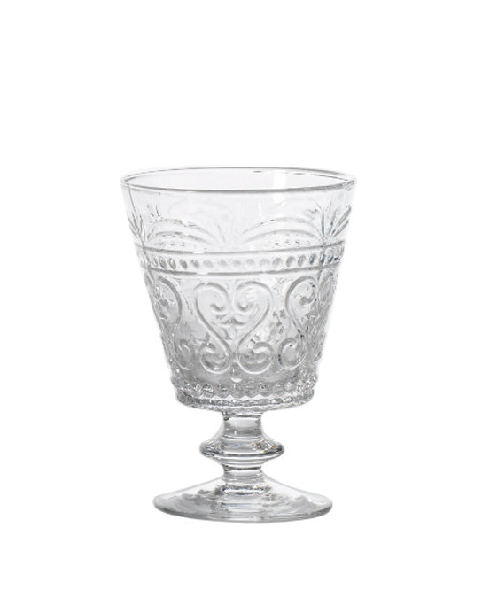PROVENZALE Stemmed Goblet Set of 6