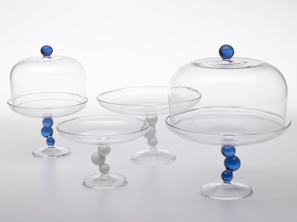BILIA Serving Stand and Cloche