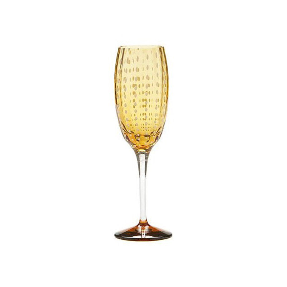 PERLE Flute Glasses Set of 2