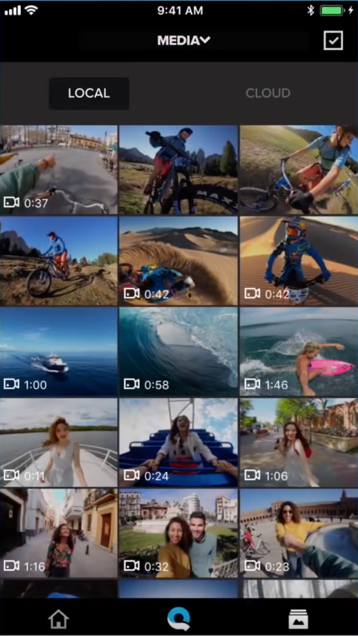 Getting Your GoPro Video to Instagram Stories   Clarifii