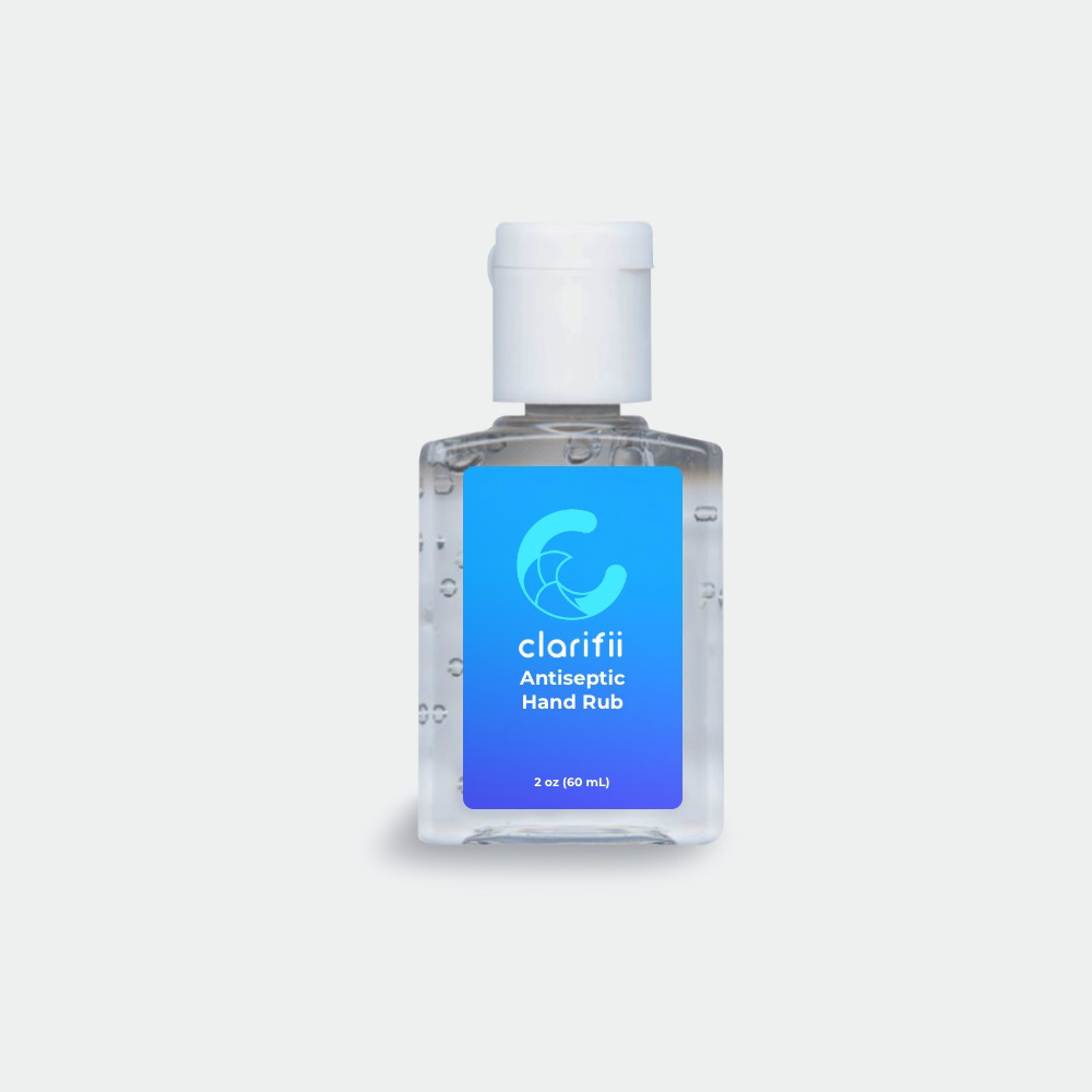 Antiseptic Alcohol Hand Cleanser | 2oz