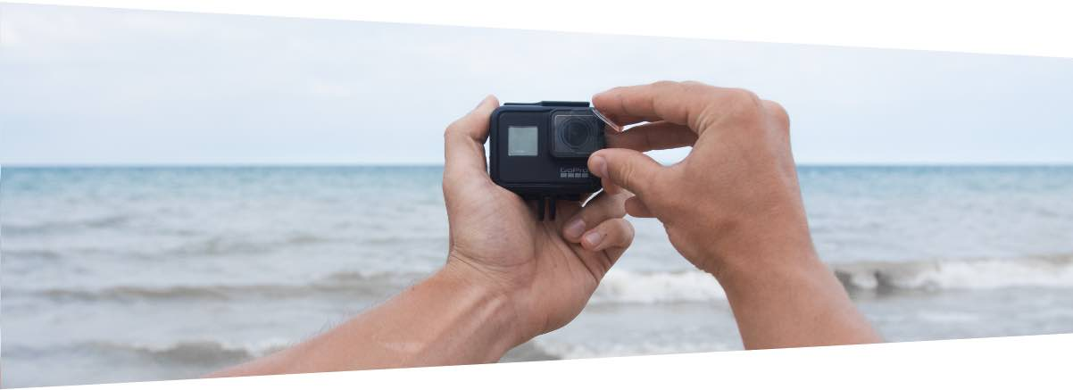 Go Pro Shield camera accessory