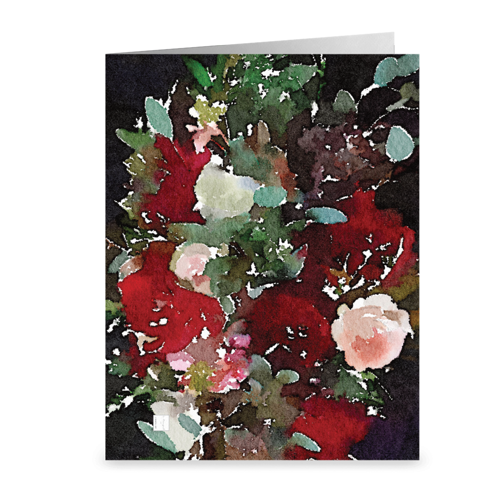 Foxglove - set of 10 Note-cards