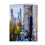 NEW YORK Note Cards (Set of 10)