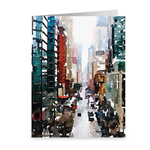 SIDE STREET Note Cards (Set of 10)