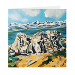 BIG ROCK - Okotoks Folded Card (Set of 10)