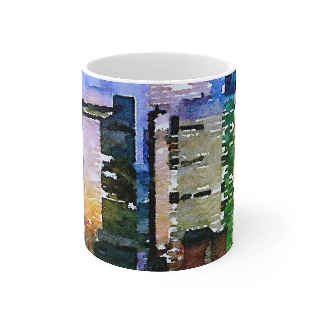 CALGARY Limited Edition PLACES Mug
