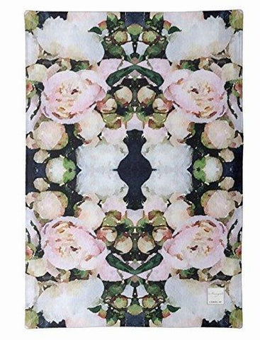 L Rempel Art Watercolor Tea Towels | Beautiful Watercolor Art for the Kitchen | PEONY