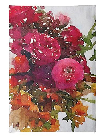 L Rempel Art Watercolor Tea Towels | Beautiful Watercolor Art for the Kitchen | FALL