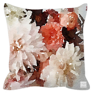 Lovely Painting- Outdoor Pillows