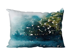 "Kananaskis Trees Pillow - 14"" x 20"""