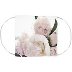 Sweet Moments- Peony Painting- Face Mask Covers