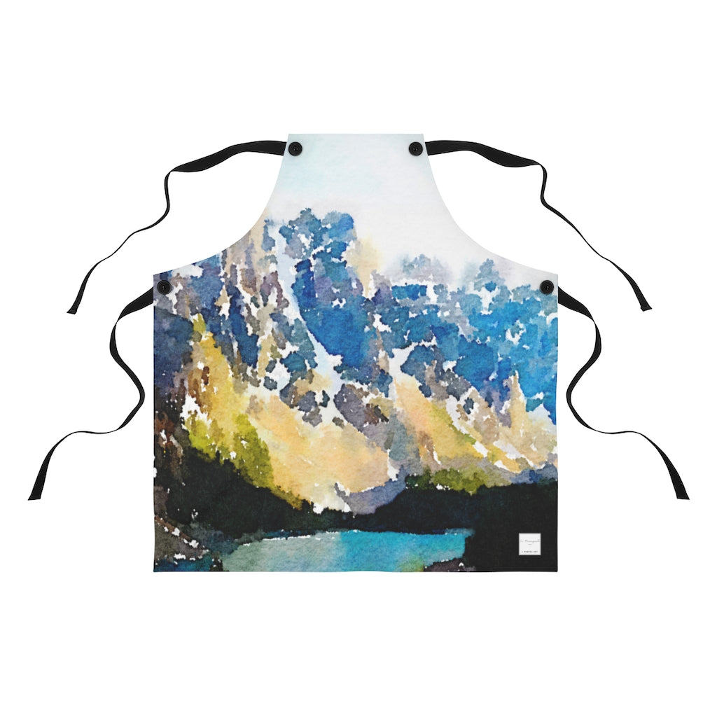 Ten Peaks Mountains- Apron