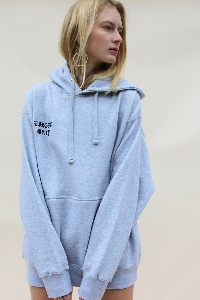 VIRGIN MARY CLOUD HOODIE