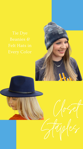 Gift Guide 7 - Hats Beanies