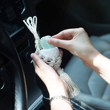 Succulent Car Freshner