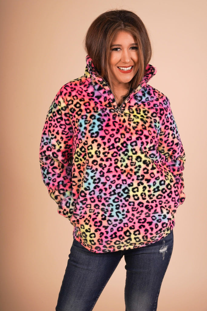 We Love Lisa Frank Sassy & Soft Pullover