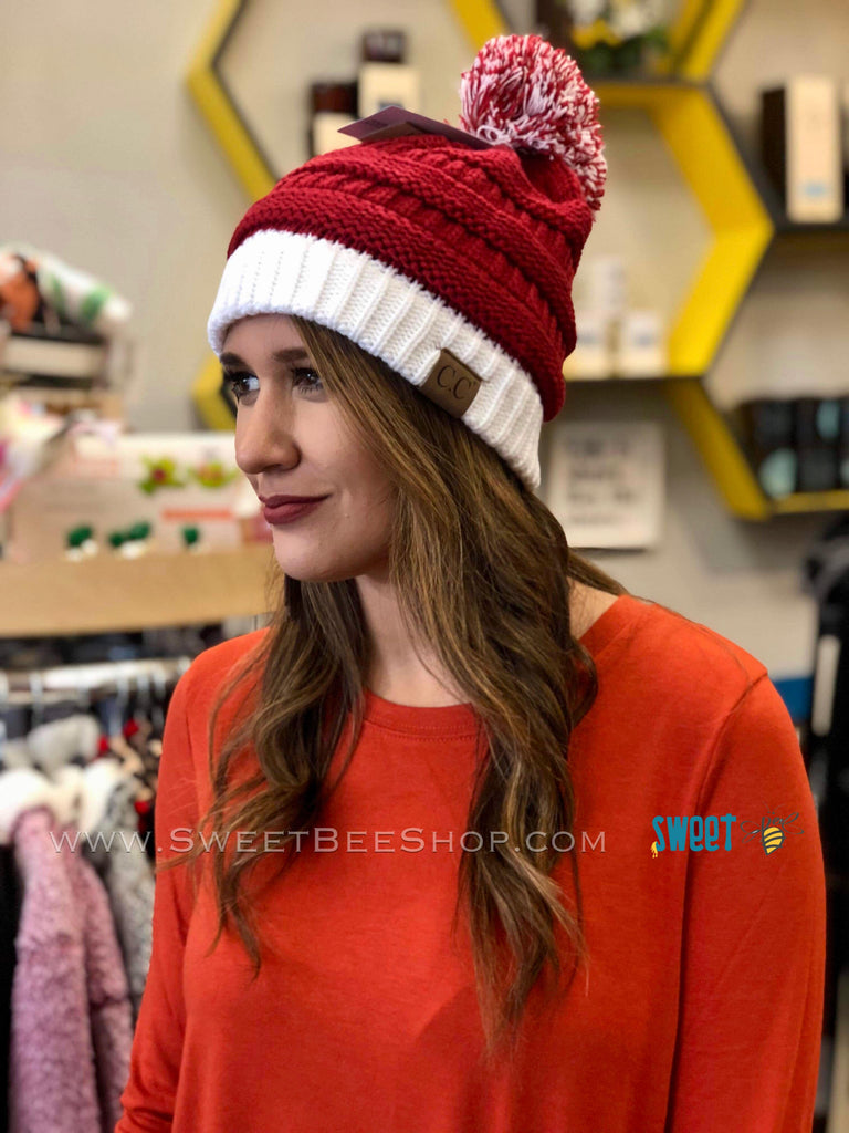 CC Brand Team Color Beanies, Hats & More - Sweet Bee Boutique