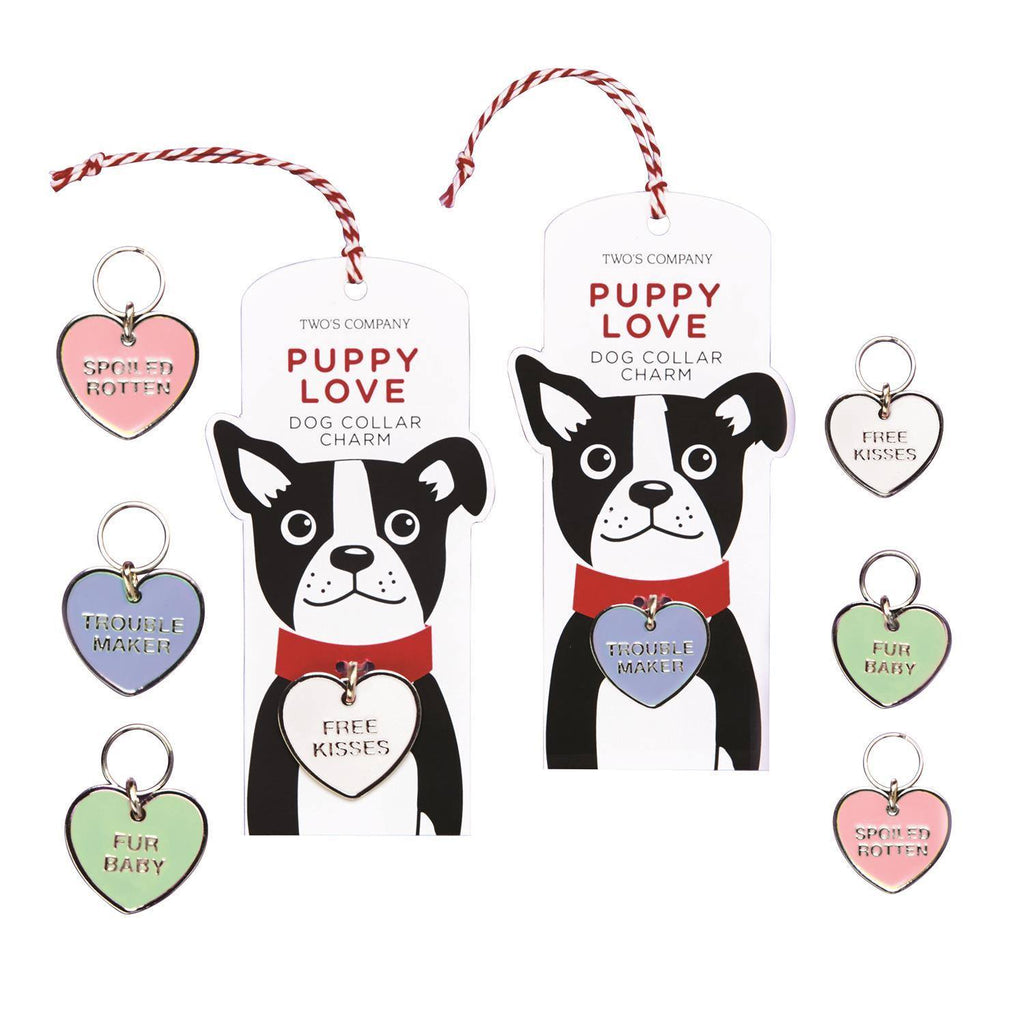 Dog Collar Charm ID | Cute Sayings