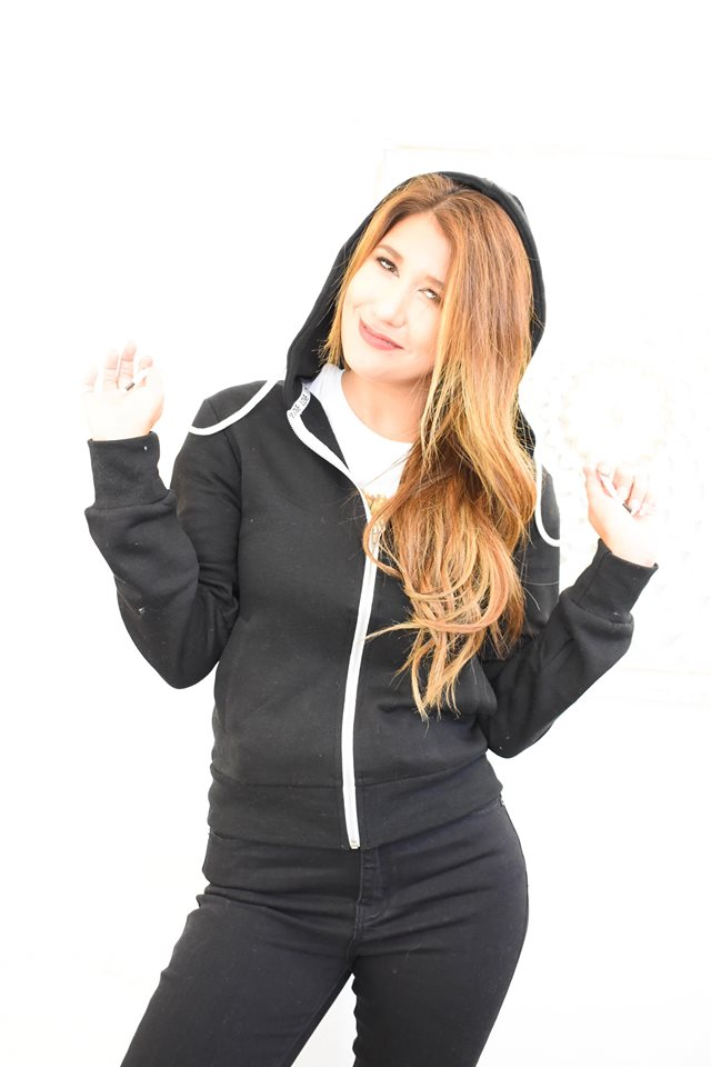 Bundle Up Cozy Black  Zip Up Hoodie Jacket