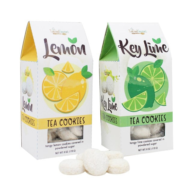 Citrus Tea Cookies
