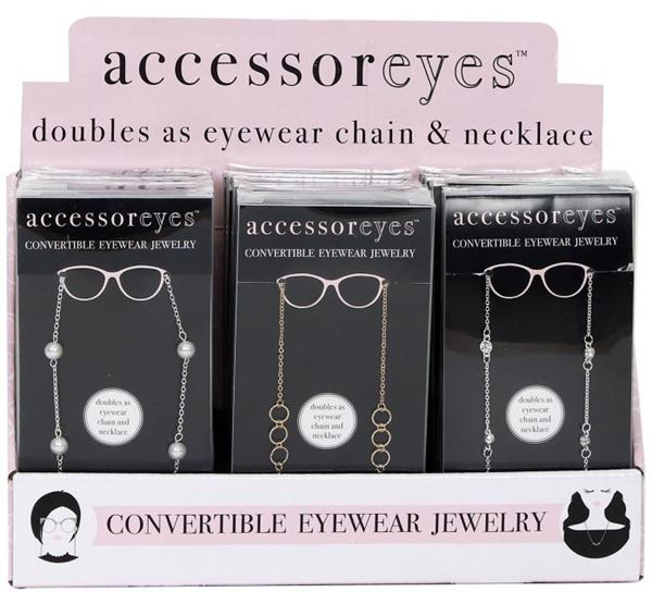 Convertible Eyewear Jewelry, All Necklaces - Sweet Bee Boutique
