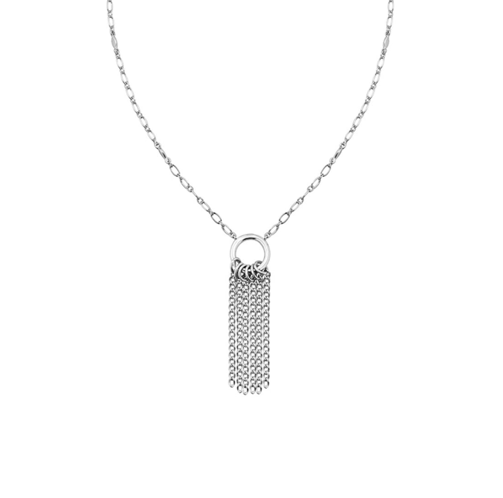 Natalie Wood Grace Mini Tassel Necklace
