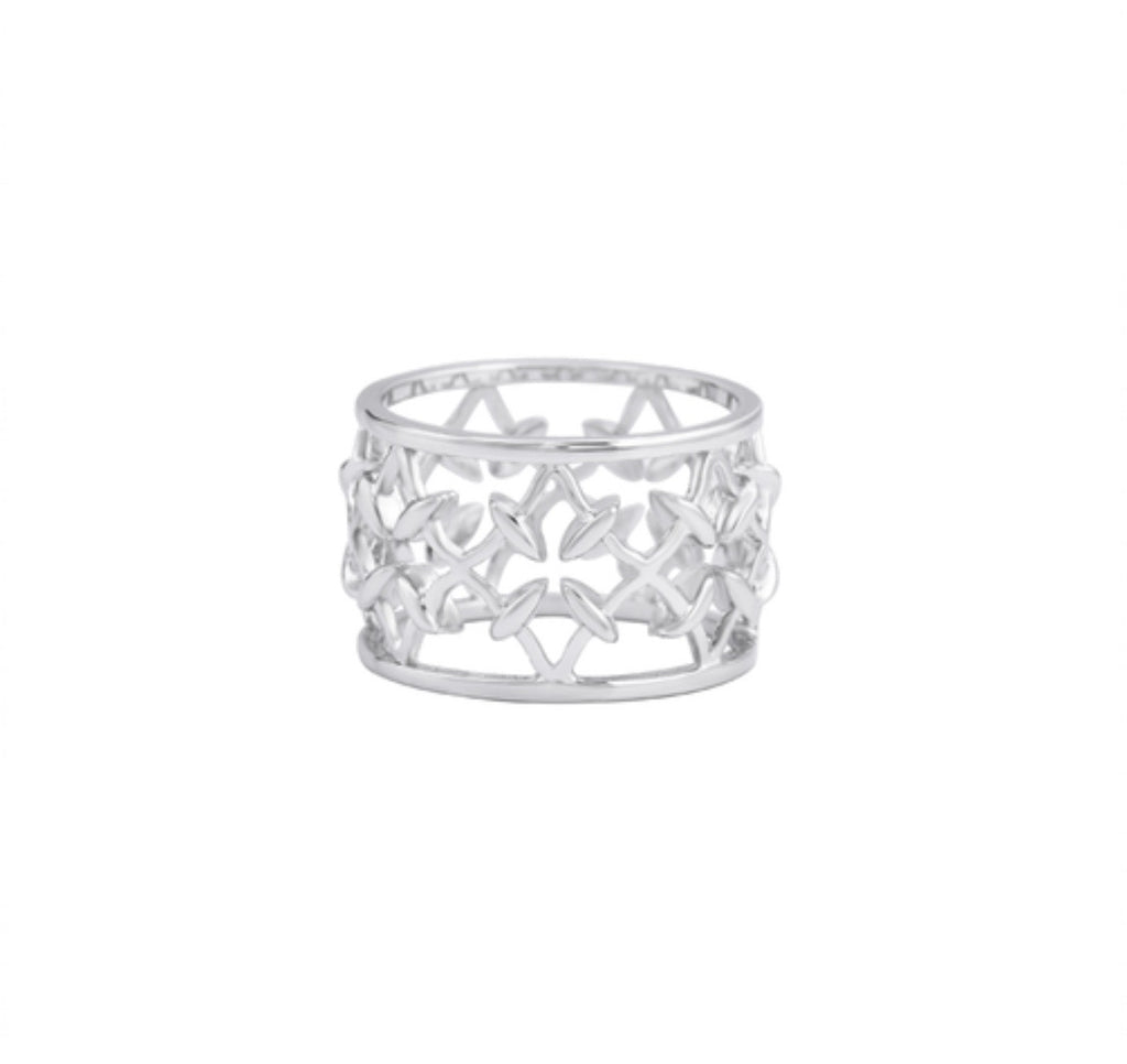 Natalie Wood Believer Ring / Size 7