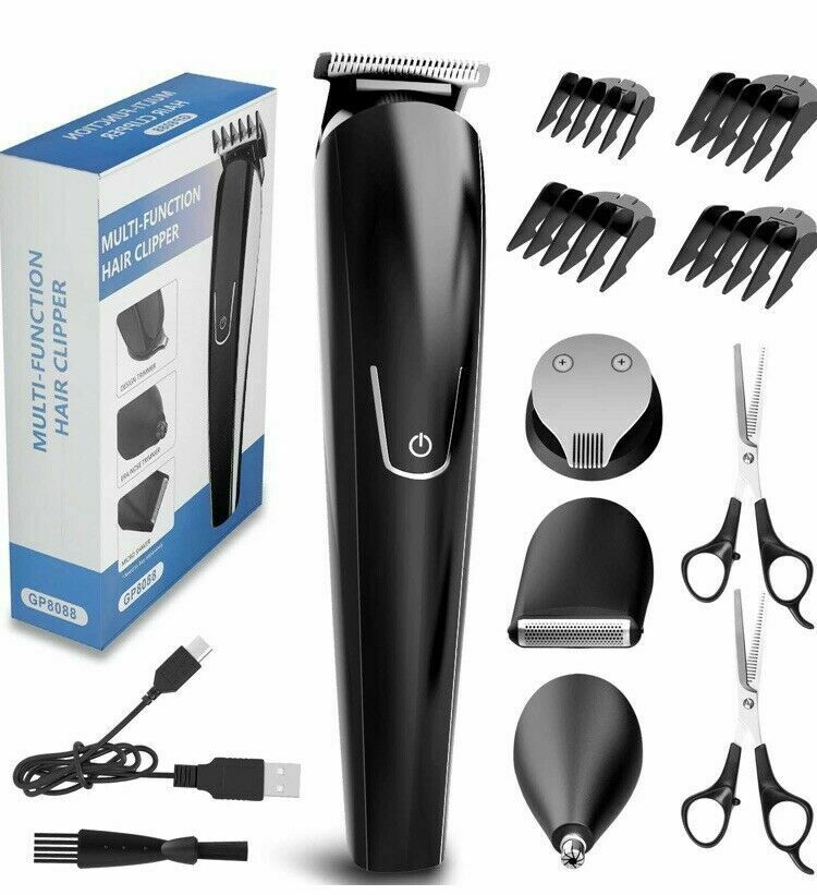 Multi-Function Hair Clippers