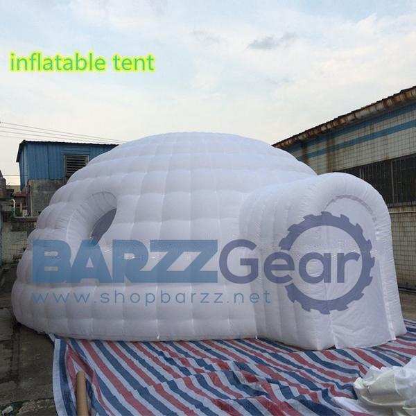 Buy Inflatable Igloo Tent with Entrance 26x23x11.5ft at BARZZ - Bar Gear for only $2900.99 & Buy Inflatable Igloo Tent with Entrance 26x23x11.5ft at BARZZ ...