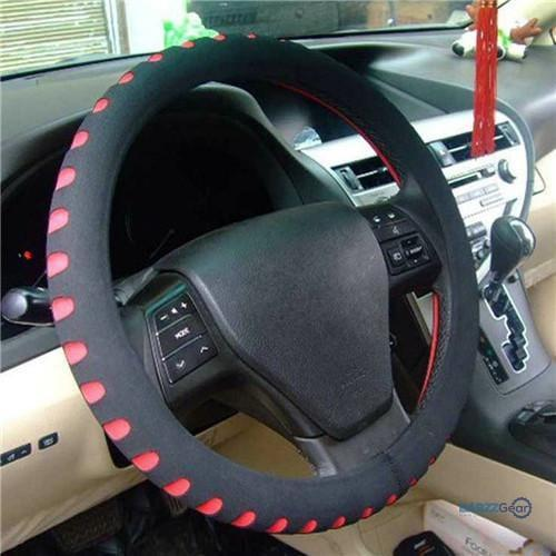 Universal Car Steering Wheel Cover Diameter 38cm