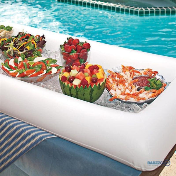 Inflatable Serving Tray Cooler