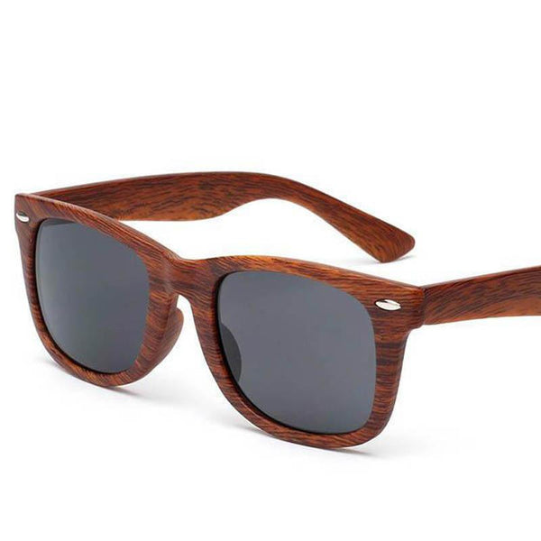 Vintage wood men Sunglasses Women Brand Designer Eyewear women Sun Glasses men sunglass oculos gafas de sol