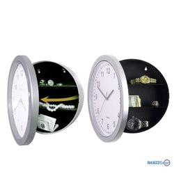 Wall Clock Secret Storage