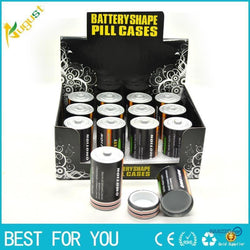 Battery Secret Stash Container 24pcs Case