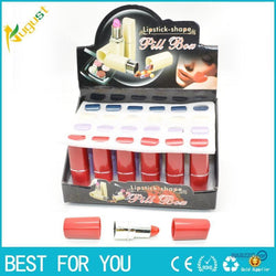 Secret Lipstick Shaped Stash 24 pcs