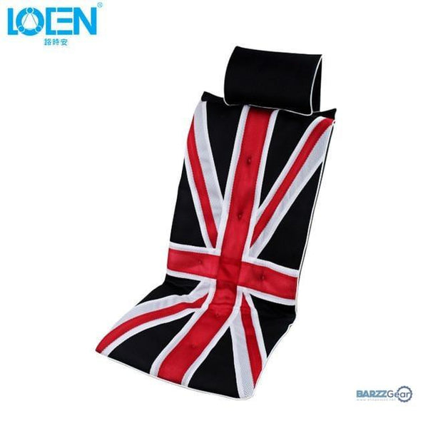 Universal UK flag Mesh Cloth Car Seat Cover