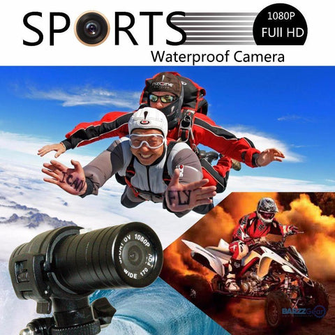 Camera DVR Sport Camcorder Recorder Outdoor