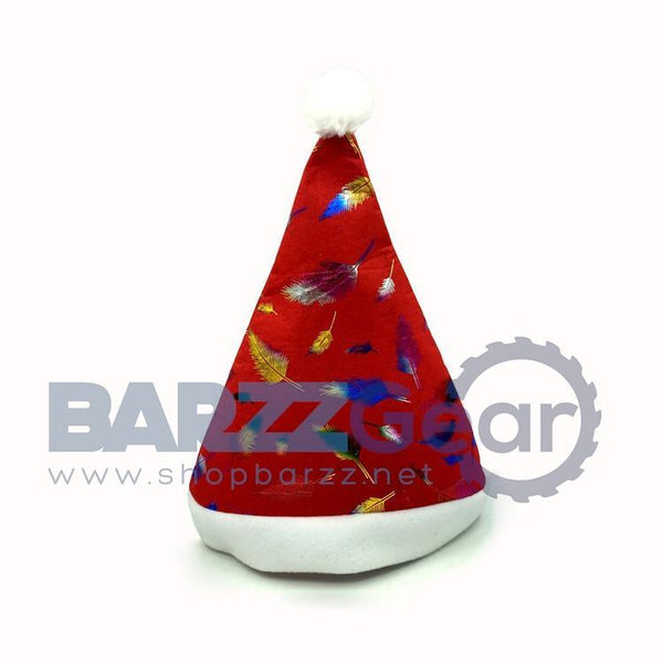 Christmas Party Santa Hat Red And Blue Cap for Santa Claus Costume New