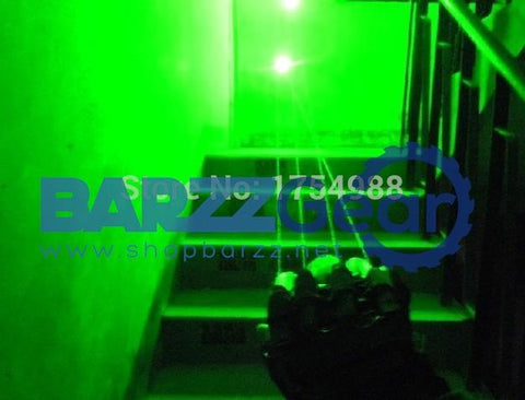 free shipping Chiristmas DJ Club 5 pcs 532nm 80mw Green Laser Gloves stage laser show laser for dance supplies With hand LED