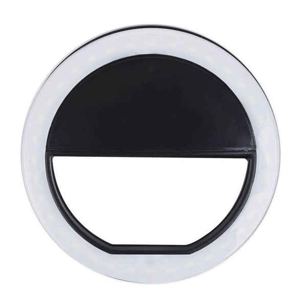 Selfie Flash LED Phone Camera Photography Ring Light For iPhone Android Phone