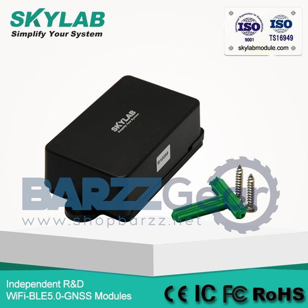 SKYLAB UUID programmable plastic waterproof ble beacons Eddystone url programmable support IOS 7.0 Android 4.3