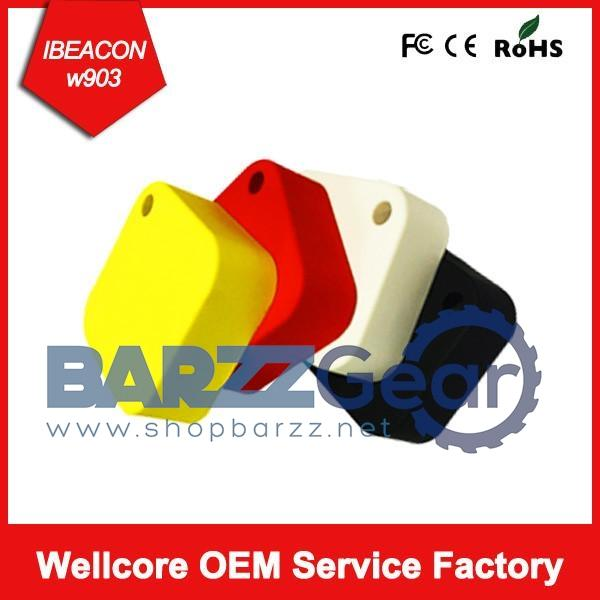 2016 Ibeacon NRF51822 Eddystone Beacon Customized Bluetooth Device