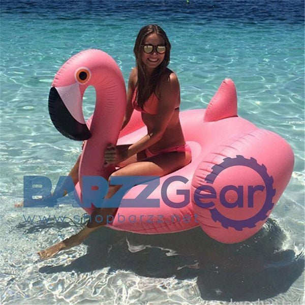 Giant Inflatable Flamingo Float