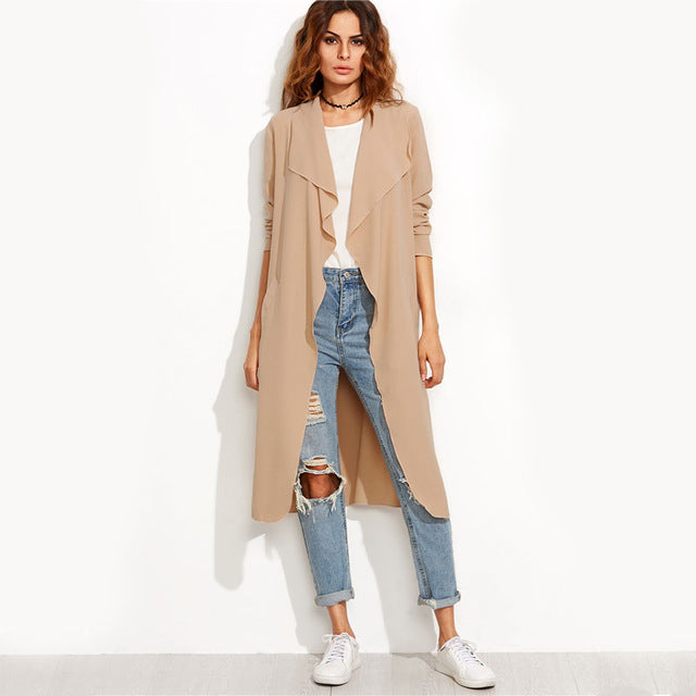 Camel Duster
